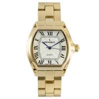 Peugeot Women's Goldtone Roman Numeral Bracelet Watch