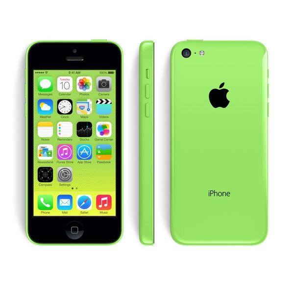 Apple iPhone 5C GSM Unlocked Phone