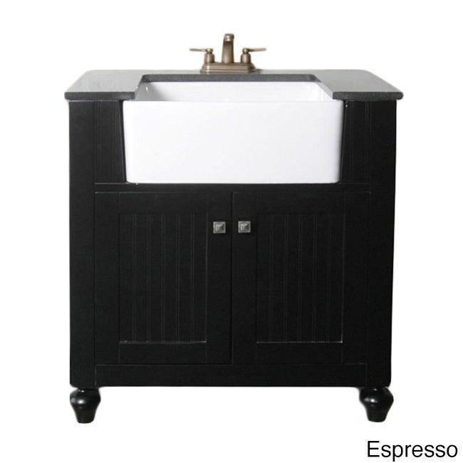 30 Inch Bathroom Vanity Farmhouse A