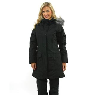 359ef15b562 Shop The North Face Women s Insulated Juneau TNF Black Jacket - Free  Shipping Today - Overstock - 8549823