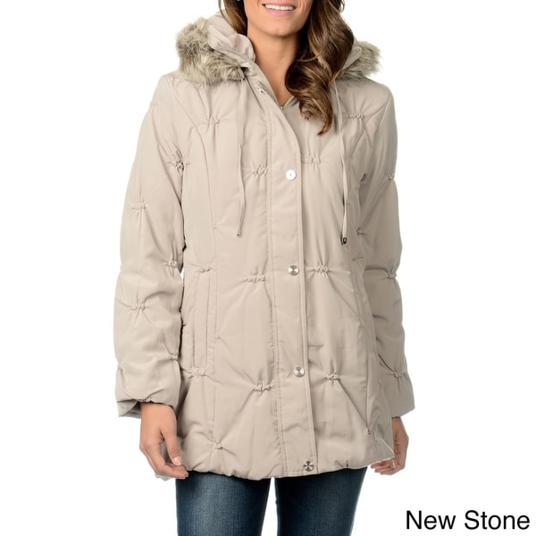 Jackets for Women. The chilly weather lends to the season of layering for women with the addition of jackets and coats to the mix. We have an array of jackets, coats, vests and capes from various designers for all seasons.