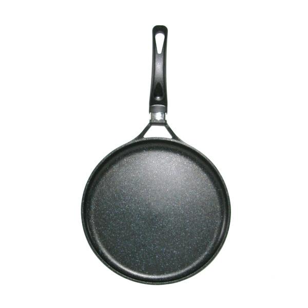 Mega cook 12 inch xl round non stick stone marble comal for La cuisine 29 x 26cm cast iron grill pan