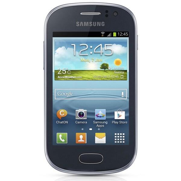 Samsung Galaxy Fame Unlocked GSM Dual-SIM Android Phone