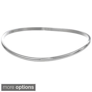 3mm Stainless Steel Stackable Bangle