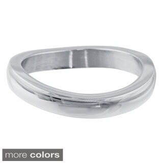 Stainless Steel 2mm Stackable Ring (Size 7) (3 options available)