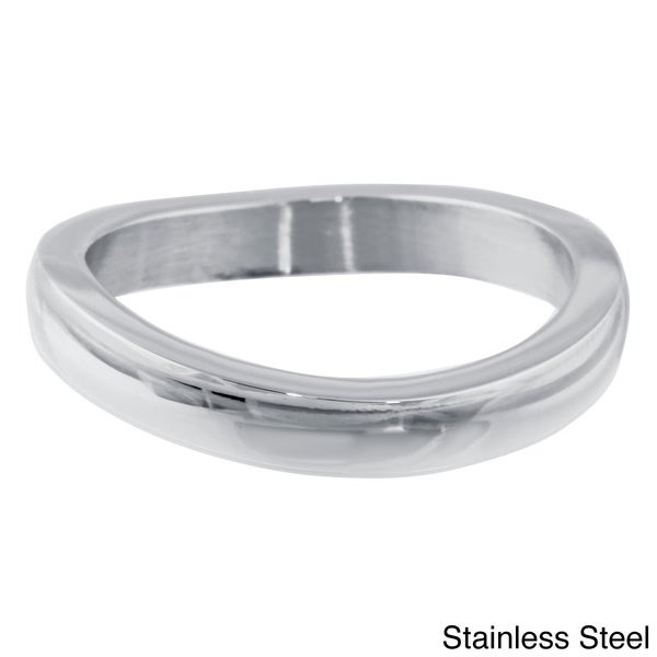 Stainless Steel 2mm Stackable Ring (Size 7)