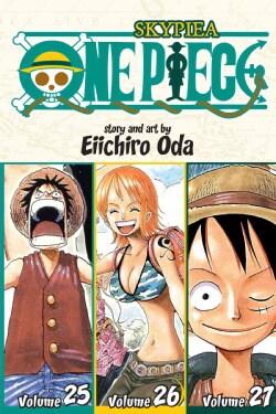 One Piece: Skypiea 25-26-27: Omnibus Edition (Paperback)