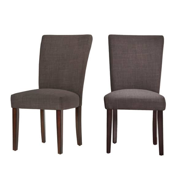 Wondrous Shop Catherine Parsons Dining Chair Set Of 2 By Inspire Q Creativecarmelina Interior Chair Design Creativecarmelinacom
