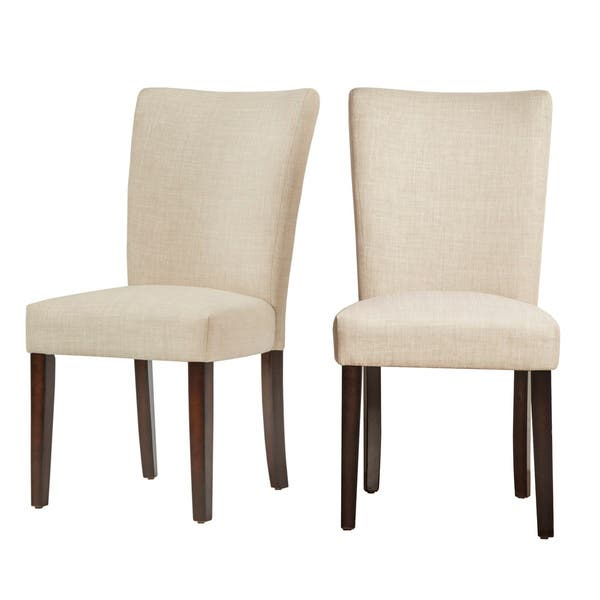 Phenomenal Shop Catherine Parsons Dining Chair Set Of 2 By Inspire Q Creativecarmelina Interior Chair Design Creativecarmelinacom