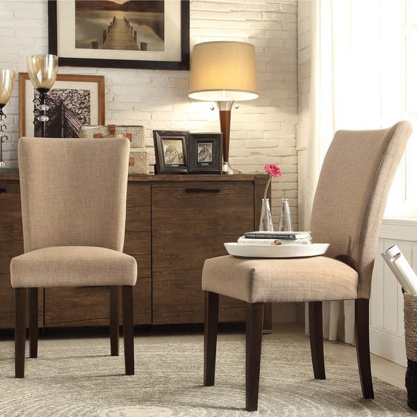 Swell Shop Catherine Parsons Dining Chair Set Of 2 By Inspire Q Creativecarmelina Interior Chair Design Creativecarmelinacom