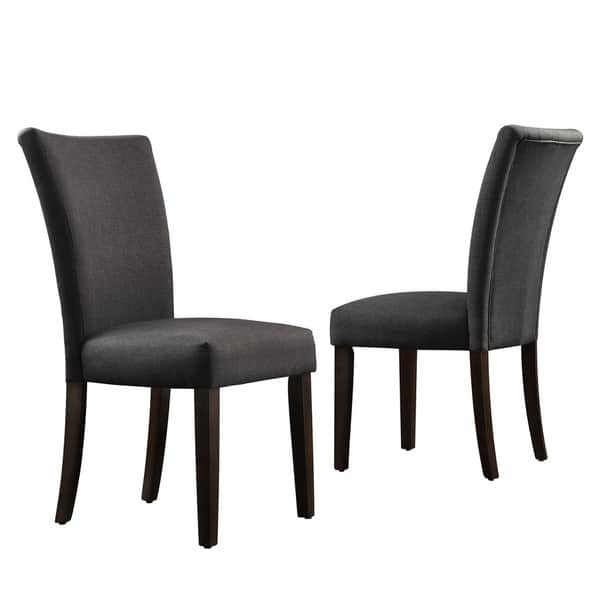 Miraculous Shop Catherine Parsons Dining Chair Set Of 2 By Inspire Q Creativecarmelina Interior Chair Design Creativecarmelinacom