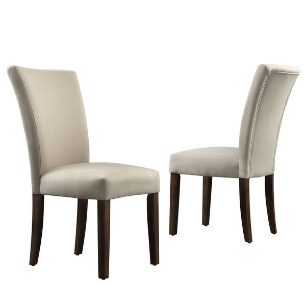 Pleasing Shop Catherine Parsons Dining Chair Set Of 2 By Inspire Q Creativecarmelina Interior Chair Design Creativecarmelinacom