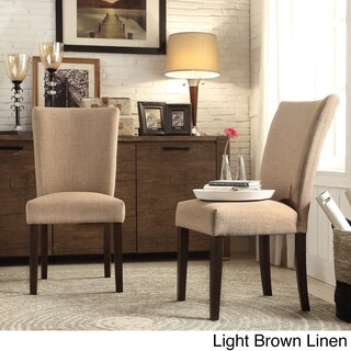 Catherine Parsons Dining Chair (Set of 2) by iNSPIRE Q Bold (5 options available)