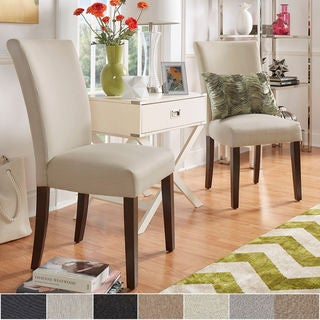 Catherine Parsons Dining Chair (Set of 2) by iNSPIRE Q Bold (4 options available)
