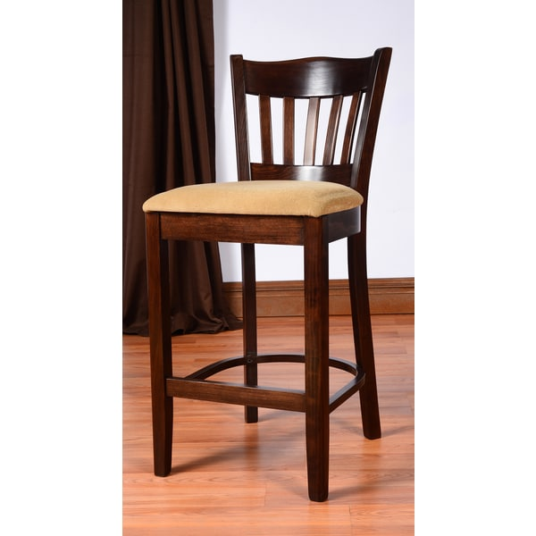 Hybrid Microfiber Counter Stool Free Shipping Today