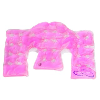 PCH Reusable Hot/ Cold Neck and Shoulder Pad (Option: Pink)