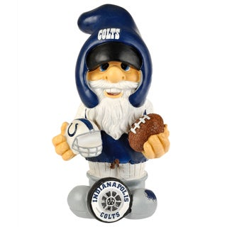 Forever Collectibles NFL Indianapolis Colts 11-inch Thematic Gnome
