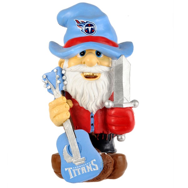 NFL Tennessee Titans 11-inch Thematic Gnome