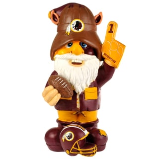 Forever Collectibles NFL Washington Redskins 11-inch Thematic Gnome