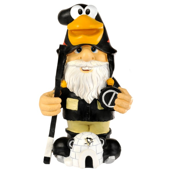 Forever Collectibles NHL Pittsburgh Penguins 11-inch Thematic Gnome