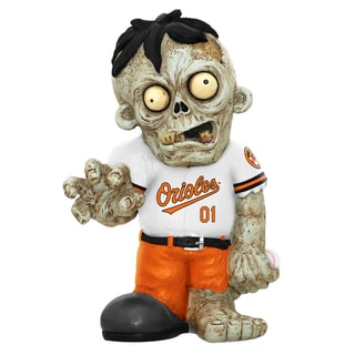 Forever Collectibles MLB Baltimore Orioles 9-inch Zombie Figurine