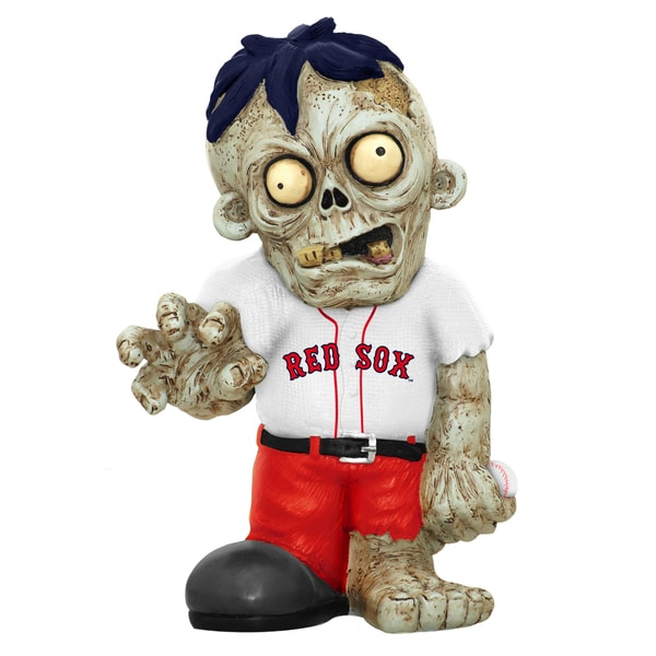 Forever Collectibles MLB Boston Red Sox 9-inch Zombie Figurine