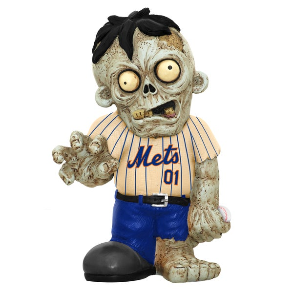 Forever Collectibles MLB New York Mets 9-inch Zombie Figurine
