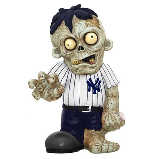 Forever Collectibles MLB New York Yankees 9-inch Zombie Figurine