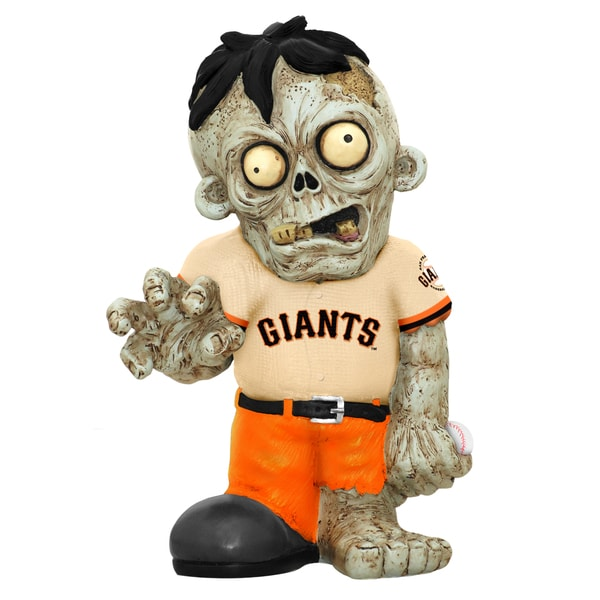 Forever Collectibles MLB San Francisco Giants 9-inch Zombie Figurine