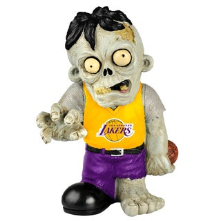 Forever Collectibles NBA Los Angeles Lakers 9-inch Zombie Figurine