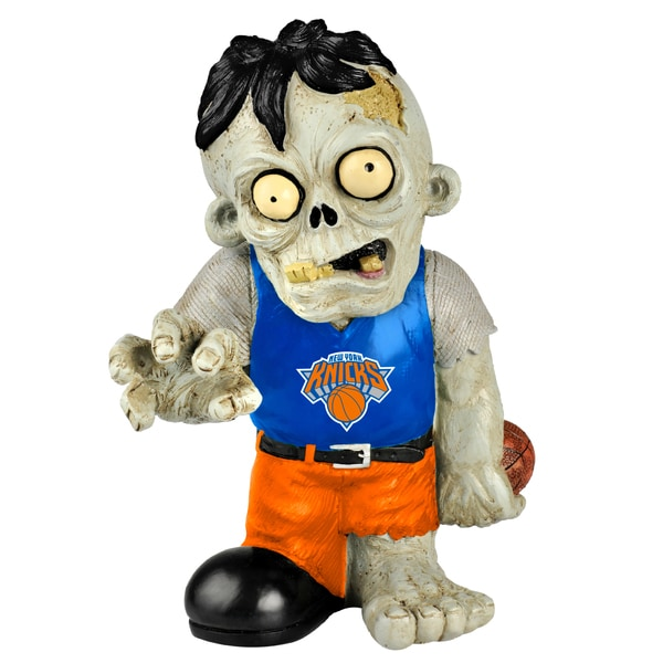 Forever Collectibles NBA New York Knicks 9-inch Zombie Figurine