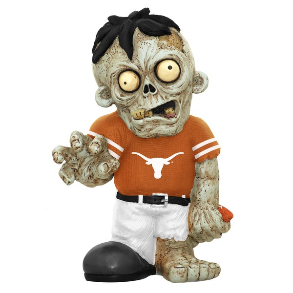 Forever Collectibles NCAA Texas Longhorns 9-inch Zombie Figurine
