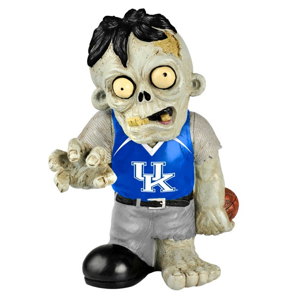 Forever Collectibles NCAA Kentucky Wildcats 9-inch Zombie Figurine
