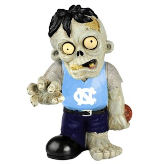 NCAA North Carolina Tar Heels 9-inch Zombie Figurine