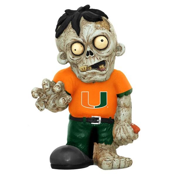 NCAA Miami Hurricanes 9-inch Zombie Figurine