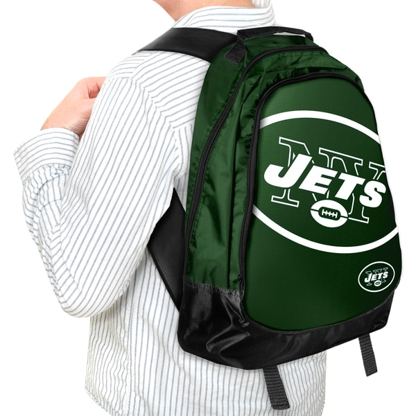 NFL New York Jets 19-inch Structured Backpack