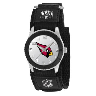 Game Time NFL Arizona Cardinals Black Rookie Series Watch