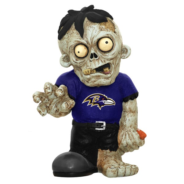 NFL Baltimore Ravens 9-inch Zombie Figurine