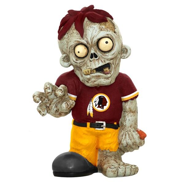 NFL Washington Redskins 9-inch Zombie Figurine