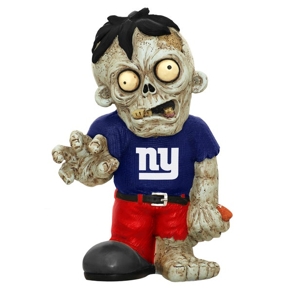 Forever Collectibles NFL New York Giants 9-inch Zombie Figurine