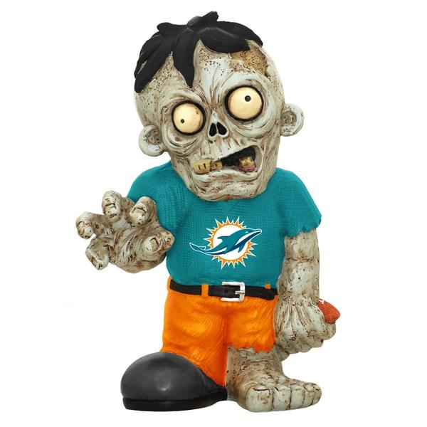 NFL Miami Dolphins 9-inch Zombie Figurine
