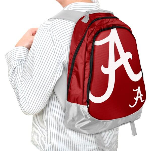 NCAA Alabama Crimson Tide 19-inch Structured Backpack