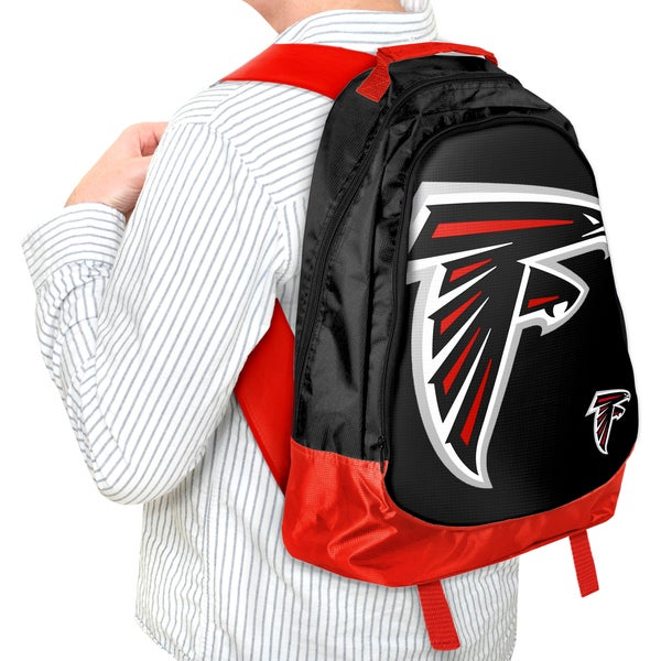 NFL Atlanta Falcons 19-inch Structured Backpack