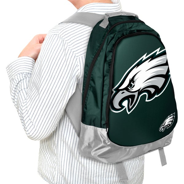 Forever Collectibles NFL Philadelphia Eagles 19-inch Structured Backpack