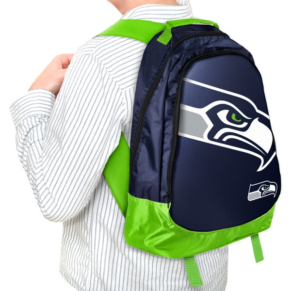 NFL Seattle Seahawks 19-inch Structured Backpack