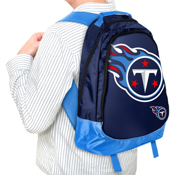 NFL Tennessee Titans 19-inch Structured Backpack