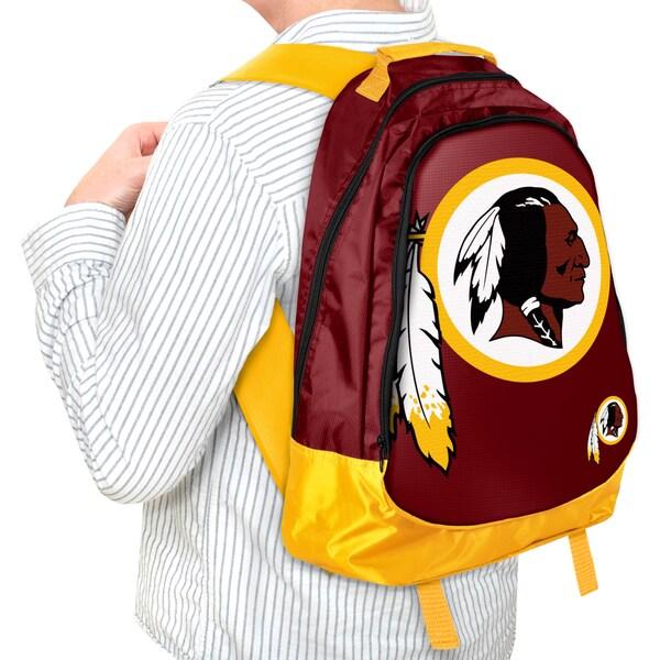 NFL Washington Redskins 19-inch Structured Backpack