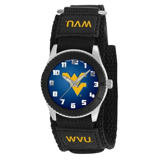 NCAA West Virginia Mountaineers Black Rookie Series Watch