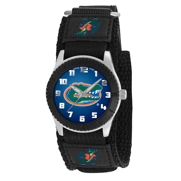 Game Time NCAA Florida Gators Black Rookie Series Watch