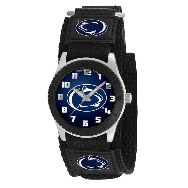 NCAA Penn State Nittany Lions Black Rookie Series Watch